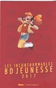 Les Incontournables BD Jeunesse 2017 Glénat Grisseaux Canac Douyé Yllya Neel Bottero Camboni.. - Libros, Revistas, Cómics
