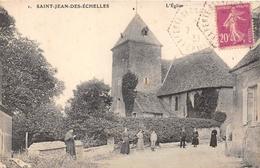 72-SAINT-JEAN-DES-ECHELLES- L'EGLISE - France