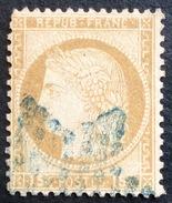 D609 N°55 ETOILE BLEUE - Marcophilie (Timbres Détachés)