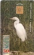 Hungary Phonecard With Bird - Zonder Classificatie