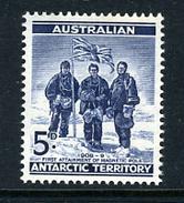 1961 - TERRITORIO ANTARTICO AUSTRALIANO - A.A.T  - Mi. Nr. 6 - NH - (CW2427.43) - Australian Antarctic Territory (AAT)