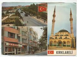 V961 Kirklareli - Mosque Moschea Moschee Mosquée Camii / Non Viaggiata - Turchia