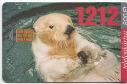 Hungary Phonecard With Seal - Telefoonkaarten