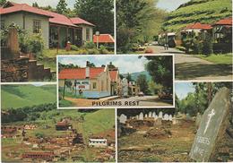 AK South Africa Suid Afrika Afrique Sud Südafrika Eastern Oos Transvaal Pilgrim 's Rest Pelgrimsrus Royal Hotel Grave - Zuid-Afrika