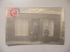 A433. CPA. 51. Carte Photo. CHALONS-sur-MARNE. à Identifier. Beau Plan Animé. Ecrite & Voyagée 1907