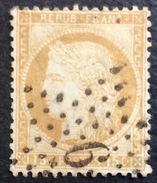 D616 N°55  Étoile 6 - Marcophilie (Timbres Détachés)