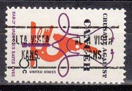 USA Precancel Vorausentwertung Preos Locals Kansas, Alta Vista 723