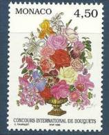 "Monaco YT 2187 "" Concours De Bouquets "" 1999 Neuf** - Monaco"