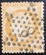 D619 N°55 2  Étoile 8 - Marcophilie (Timbres Détachés)