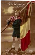 Vive La Liberté – Furia 2212/5 – Circulé En 1919 - Scènes & Paysages