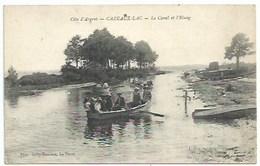 33 Czeaux Lac - Le Canal Et L'étang - Non Classés
