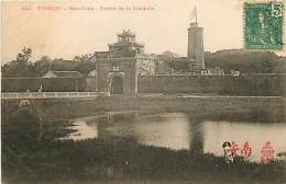 VIET NAM TONKIN BAC NINH  ENTREE DE LA CITADELLE - Viêt-Nam
