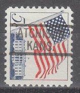 USA Precancel Vorausentwertung Preos Locals Kansas, Atchison 819
