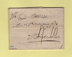 Hollande - Courrier D Amsterdam - 1782 - Pays-Bas