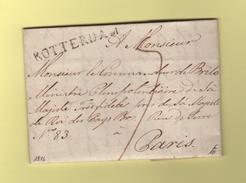 Rotterdam - 1816 - Pays-Bas