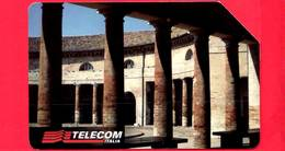 ITALIA - Scheda Telefonica - Telecom - Foro Annonario - Senigallia - Golden 900 - C&C 2982 - 10.000 - 31.12.00 - Pub - Italia