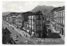 AVELLINO CORSO VITT. EMANUELE - VIA MANCINI   VIAGGIATA FG - Avellino
