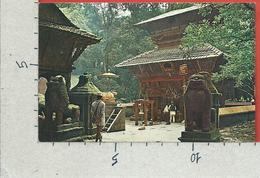CARTOLINA NV NEPAL - CHAPAGAUN CHAPAGOUN - Temple Of Bajra Barahi - 9 X 14 - Nepal