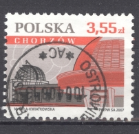 POLSKA 2007: YT 4059, O - FREE SHIPPING ABOVE 10 EURO - Used Stamps