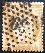 D640 N°55  Étoile 39 - Marcophilie (Timbres Détachés)