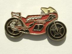PIN´S MOTO - DERBI 125 - Motorbikes
