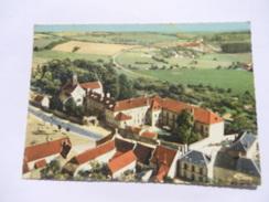 CPSM 51 - MARNE - MONTMIRAIL VUE GÉNÉRALE AÉRIENNE - Autres Communes
