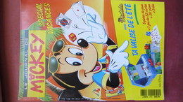 LE JOURNAL DE MICKEY N°2037. ANNEE 1991 (Complet) - Journal De Mickey
