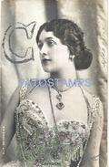 71175 ARTIST LINA CAVALIERI ITALY 1874 – 1944 ACTRESS & SINGER OPERA SOPRANO PHOTOGRAPHER REUTLINGER POSTAL POSTCA - Artisti