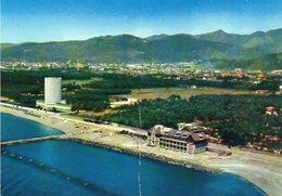 MARINA DI CARRARA Dall'aereo - Colonia Marina Fiat E Alpi Apuane - Carrara