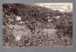 Saint Hippolyte (25 Doubs) Vallée Du Dessoubre Et Chalet De Vallombreuse (voyagé) (PPP4829) - Saint Hippolyte