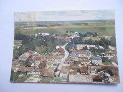 CPSM 51 - MARNE - SOMME VESLE VUE AÉRIENNE - Châlons-sur-Marne