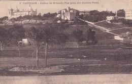 CARTHAGE COLLINE DE ST LOUIS VUE PRISE DES ANCIENS PORTS (PF2) - Tunisie