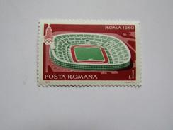 Rou77  1L  Rome Olympic Stadium   Mi 3626  YT 3211 - Used Stamps