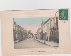LA BREDE Rue MONTESQUIEU - Francia