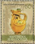 MK 2015-723 ARTS, MACEDONIA, 1 X 1v, MNH - Macédoine