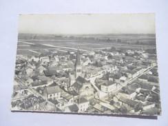 CPSM 51 - MARNE - EN AVION AU-DESSUS DE JUVIGNY - Châlons-sur-Marne