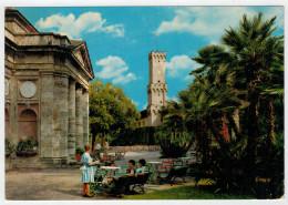 MONTECATINI  TERME   STABILIMENTO  TORRETTA            (VIAGGIATA) - Italia
