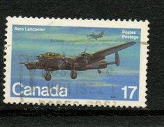 Canada 1980 17 Cent Avro Lancaster Issue #874i