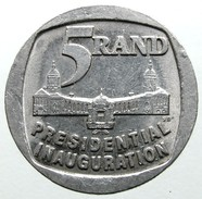 """South Africa 5 Rand 1994 """"Presidential Inauguration"""" - KM# 150 - Sud Africa"""