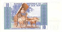 LAOS P. 15a 10 K 1974 UNC - Laos