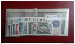 Année Complète 1967 Neuf ** TTB à 13% De La Cote.