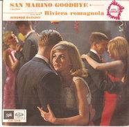 "Secondo Casadei - San Marino Goodbye 7""  NM/NM - Country & Folk"