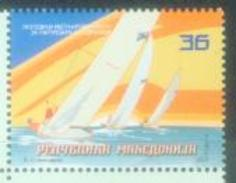 MK 2007-438 SAILING, MACEDONIA, 1 X 1v, MNH - Macédoine