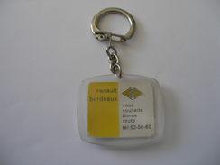 Porte Clefs RENAULT BORDEAUX - Key-rings