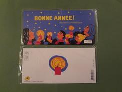 """FRANCE 2015 BLOC SOUVENIR PHILATELIQUE  """" BONNE ANNEE """" NEUF** UN FEUILLET SOUS BLISTER - Souvenir Blocks"""