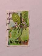 KENYA  1985   LOT# 7  FLOWERS - Kenya (1963-...)