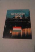 FOLDER EURO PROVA UNGHERIA 2004 - Ungheria