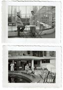 Adinkerke - Meli 1949, Femmes - Vintage Snapshot  - Voir Scan - Anonieme Personen