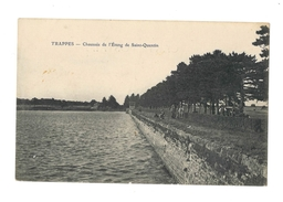 Trappes - Chaussée De L'étang De Saint Quentin - 325 - Trappes