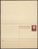 5755. Netherlands, Postal Stationery Of 8 C - Postal Stationery